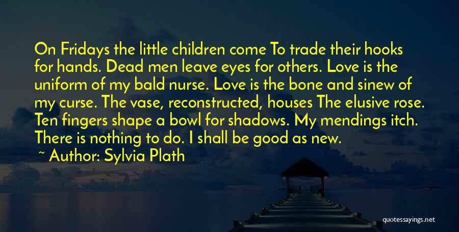 New Love Quotes By Sylvia Plath