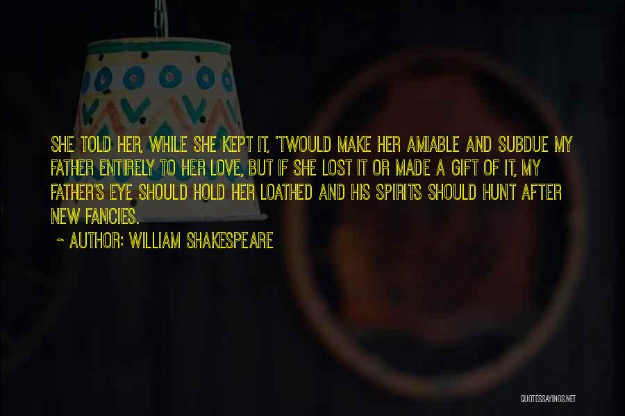 New Love Quotes By William Shakespeare
