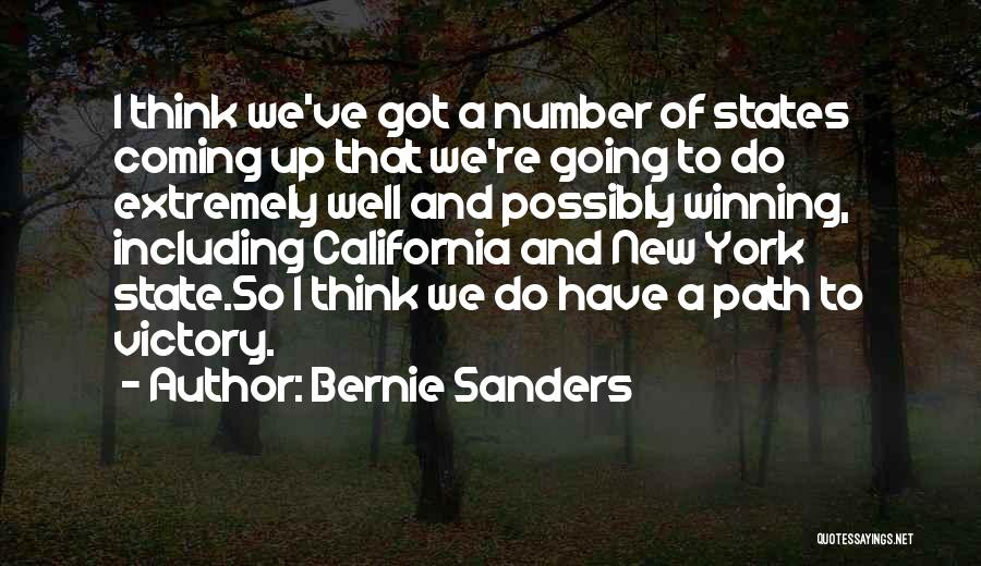 New Number Quotes By Bernie Sanders