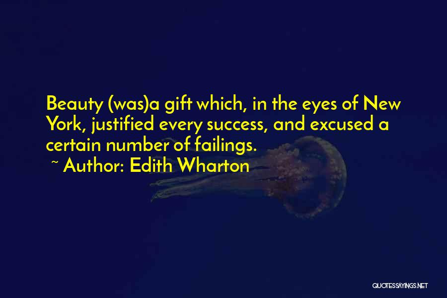 New Number Quotes By Edith Wharton