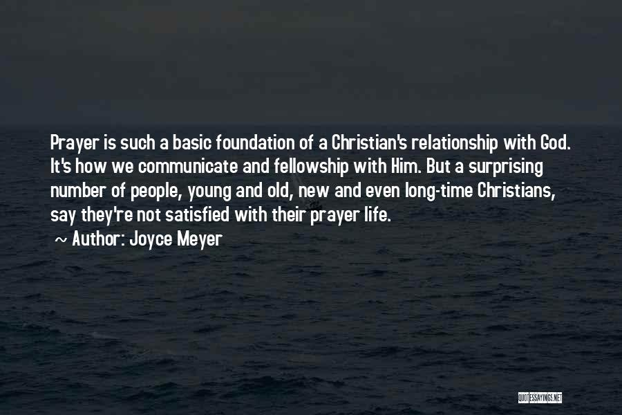 New Number Quotes By Joyce Meyer