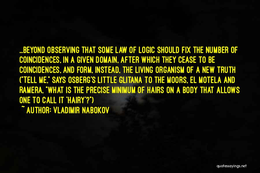 New Number Quotes By Vladimir Nabokov