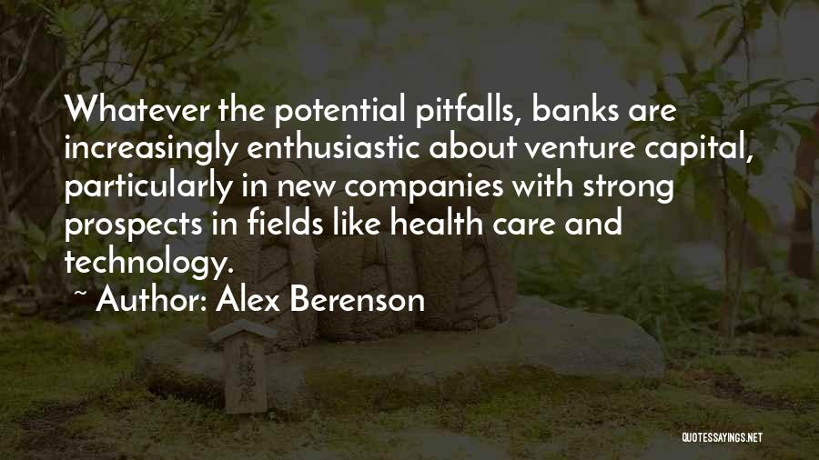 New Prospects Quotes By Alex Berenson