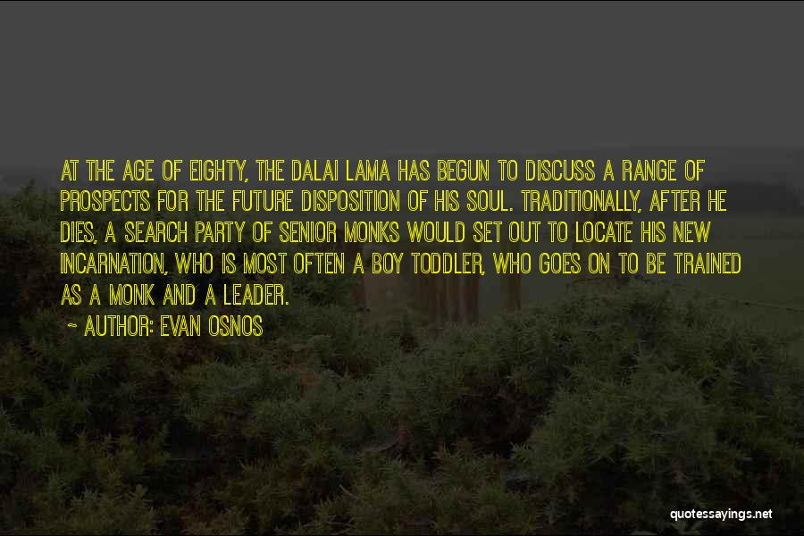 New Prospects Quotes By Evan Osnos