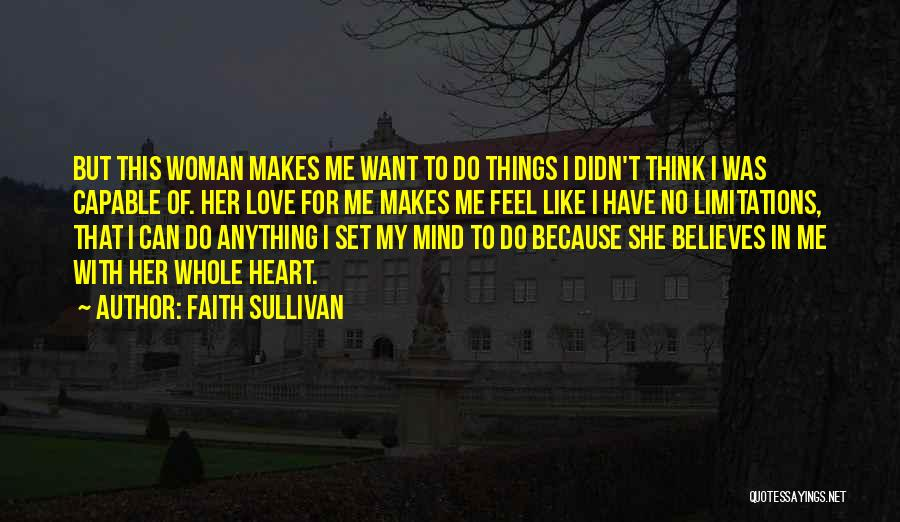 New Release Love Quotes By Faith Sullivan