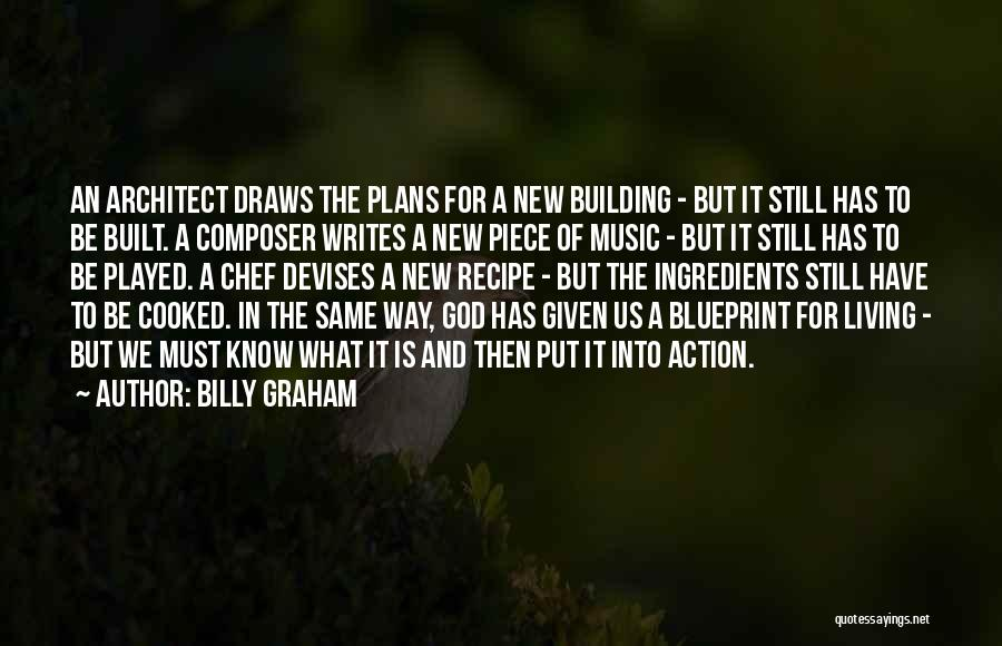 New Way Of Living Quotes By Billy Graham