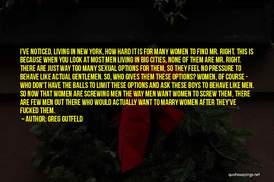 New Way Of Living Quotes By Greg Gutfeld
