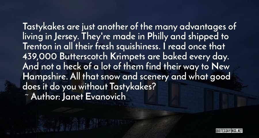 New Way Of Living Quotes By Janet Evanovich