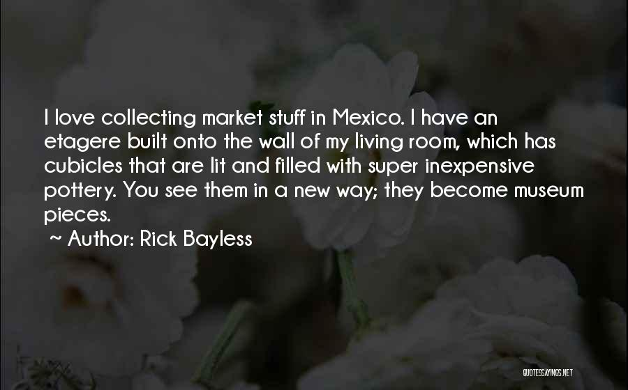 New Way Of Living Quotes By Rick Bayless