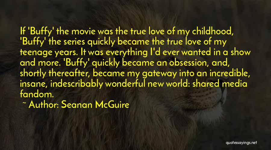 New World Movie Quotes By Seanan McGuire