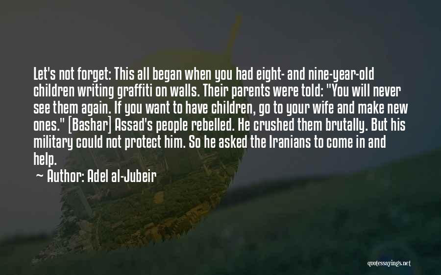 New Year New You Quotes By Adel Al-Jubeir