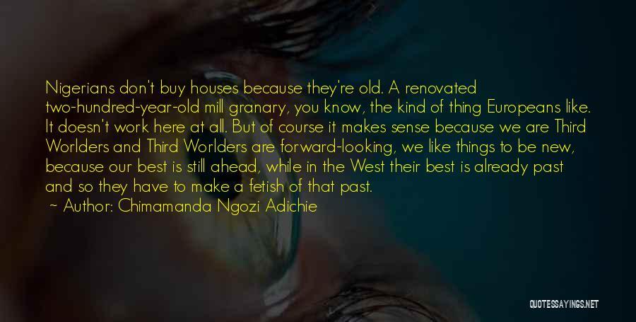 New Year New You Quotes By Chimamanda Ngozi Adichie