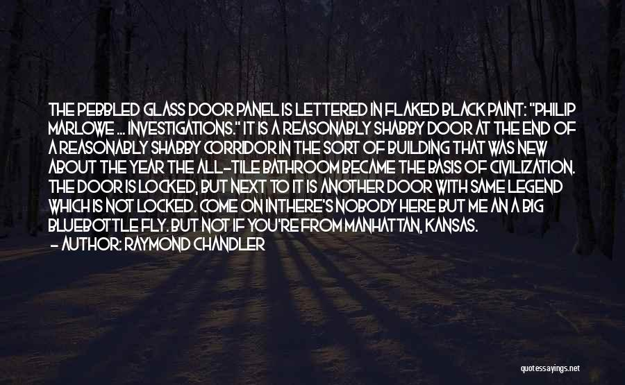 New Year New You Quotes By Raymond Chandler