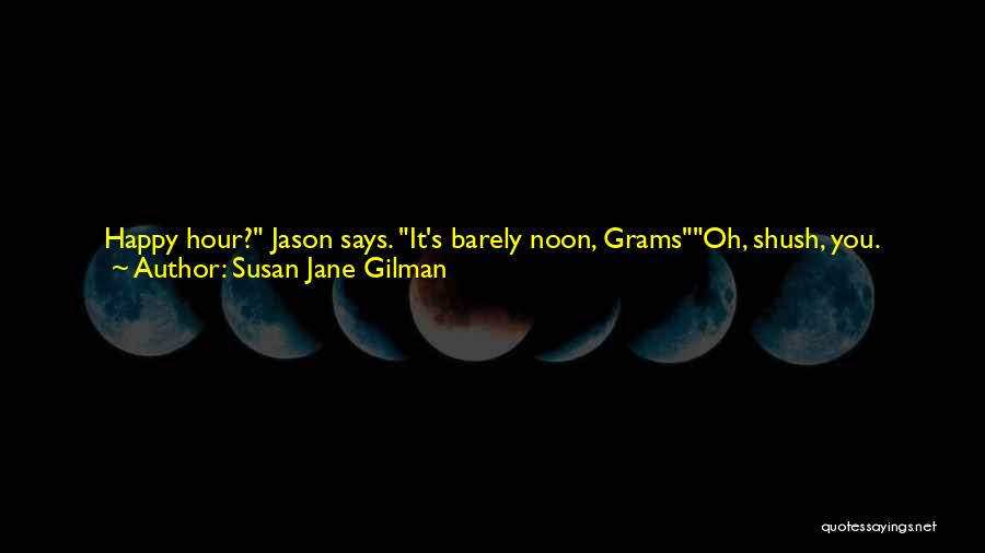 New Year New You Quotes By Susan Jane Gilman