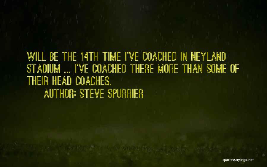 Neyland Stadium Quotes By Steve Spurrier
