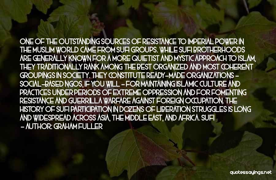 Ngos Quotes By Graham Fuller