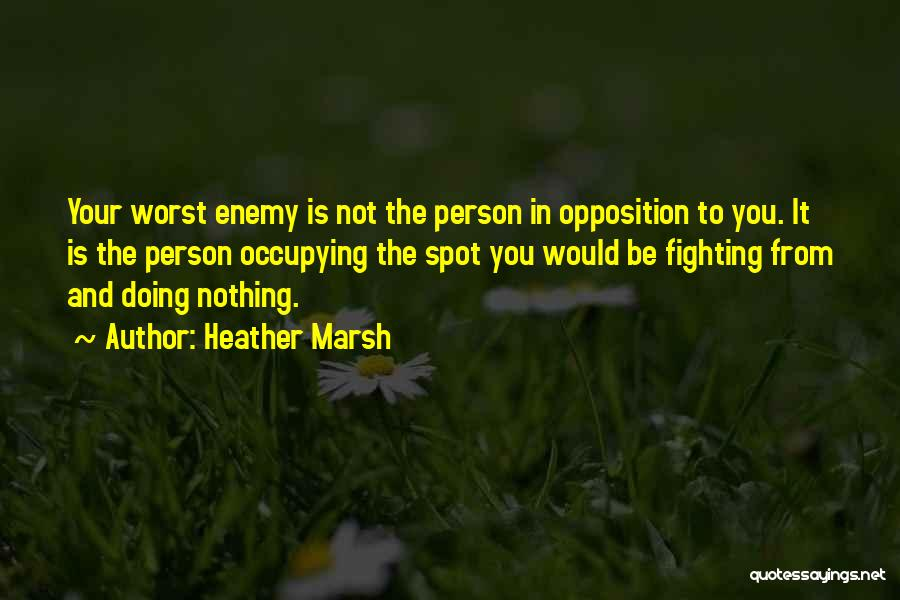 Ngos Quotes By Heather Marsh