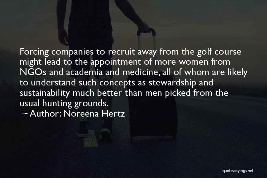Ngos Quotes By Noreena Hertz