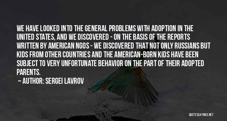 Ngos Quotes By Sergei Lavrov