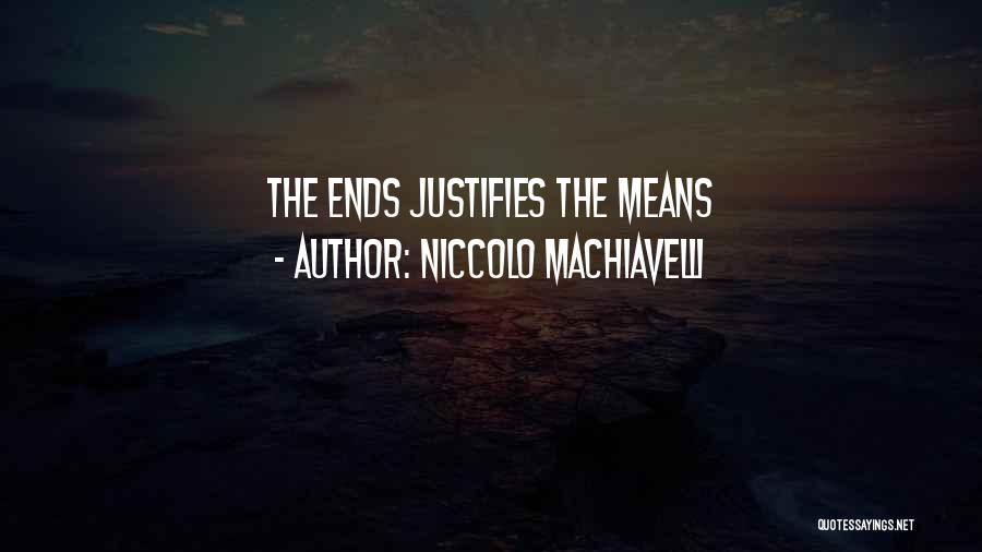 Niccolo Machiavelli Quotes 1018931