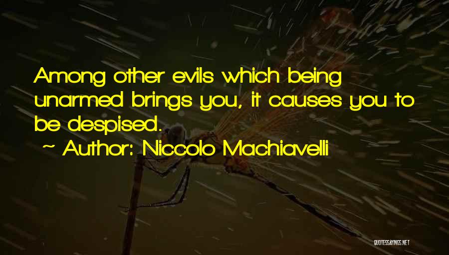 Niccolo Machiavelli Quotes 1345618