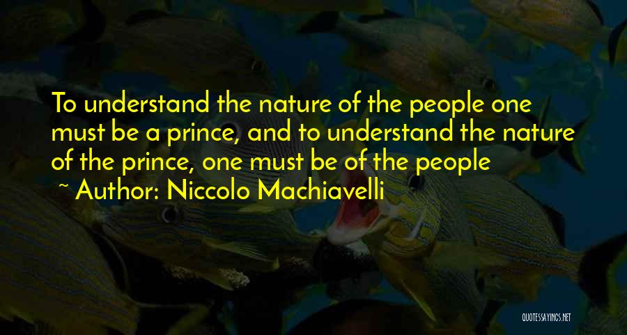 Niccolo Machiavelli Quotes 1352836
