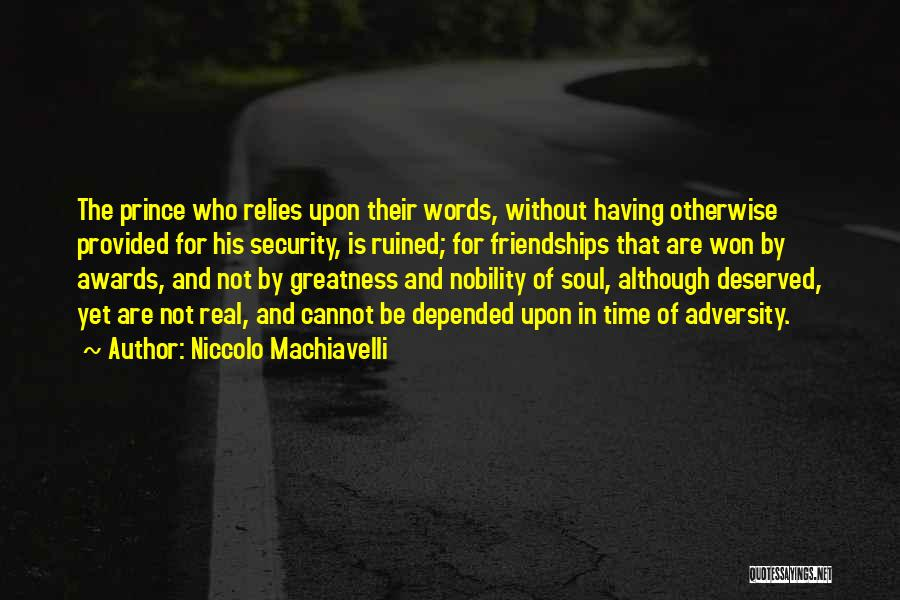 Niccolo Machiavelli Quotes 1364916