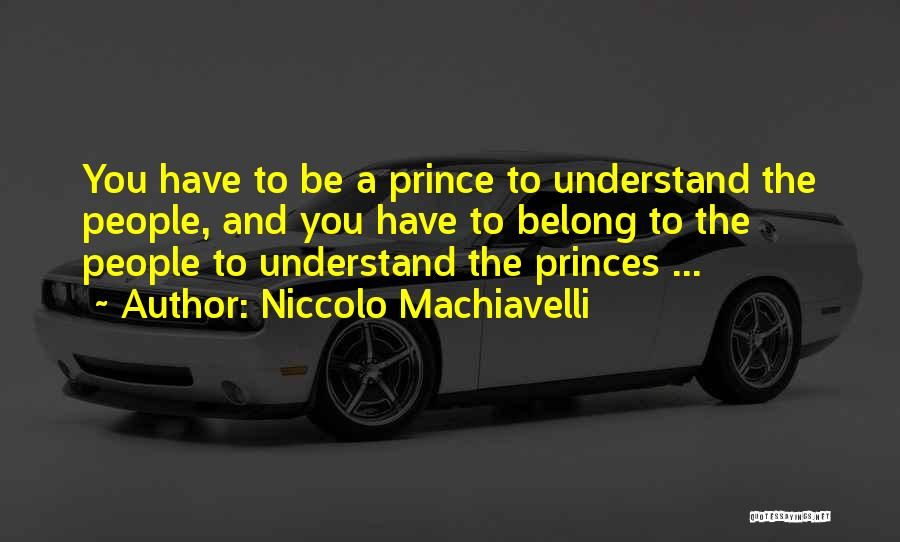 Niccolo Machiavelli Quotes 1399136