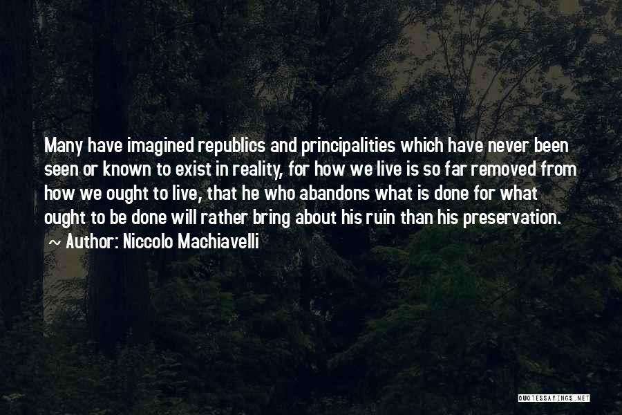 Niccolo Machiavelli Quotes 1614267