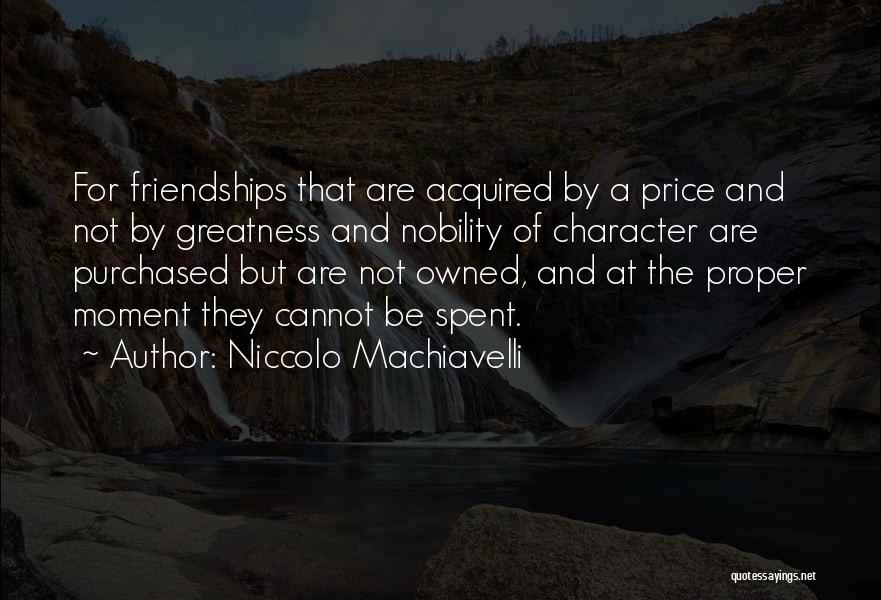 Niccolo Machiavelli Quotes 190337