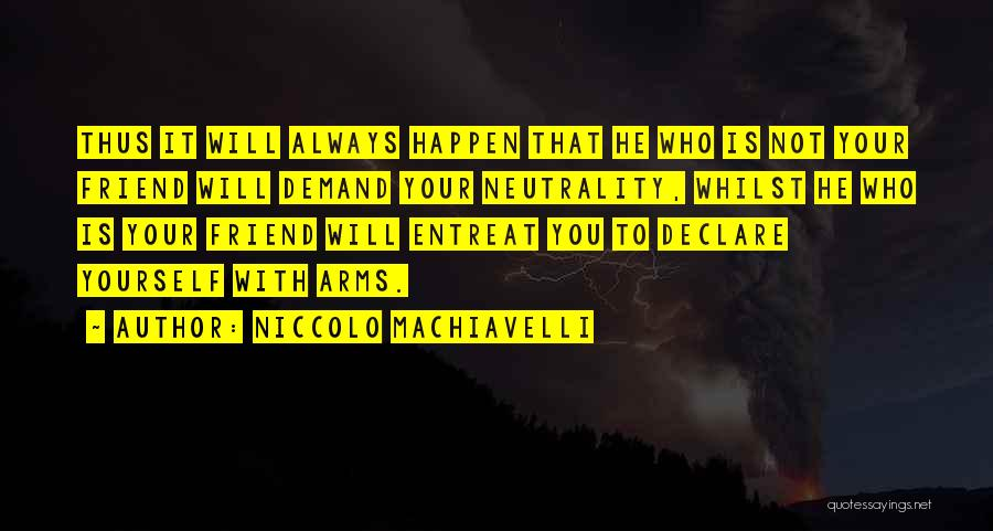 Niccolo Machiavelli Quotes 197780