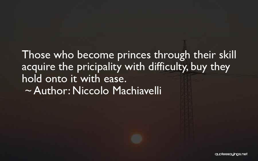 Niccolo Machiavelli Quotes 2234603