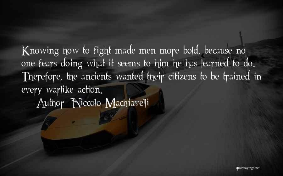 Niccolo Machiavelli Quotes 241543