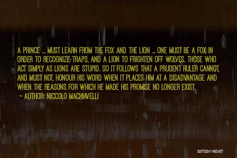 Niccolo Machiavelli Quotes 301128