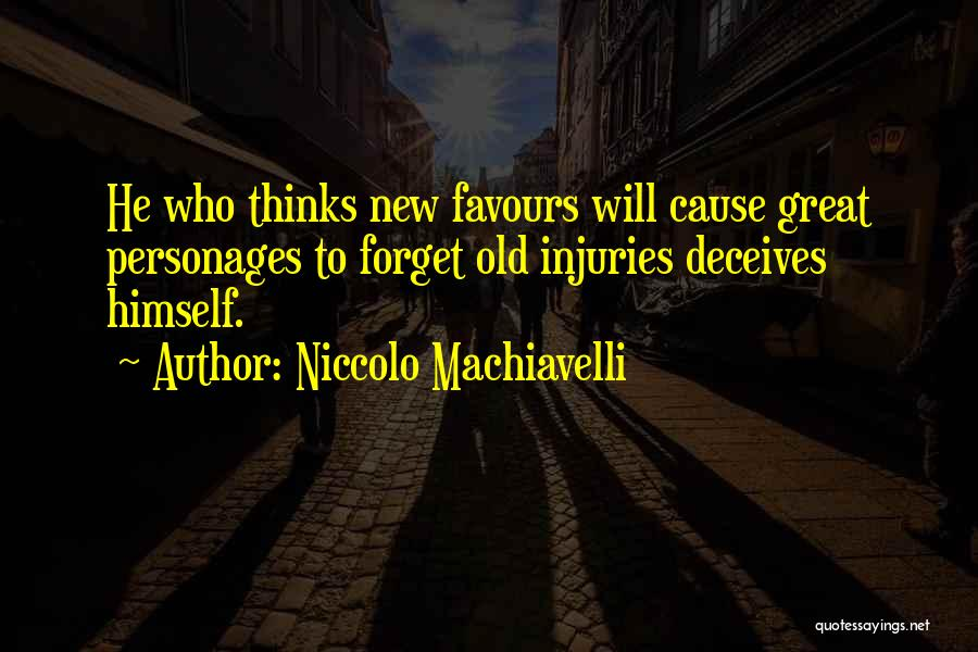 Niccolo Machiavelli Quotes 834342