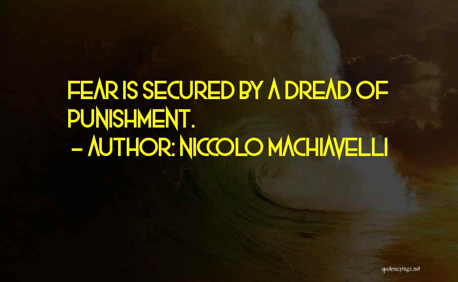 Niccolo Machiavelli Quotes 869696