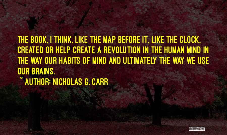 Nicholas G. Carr Quotes 1378647
