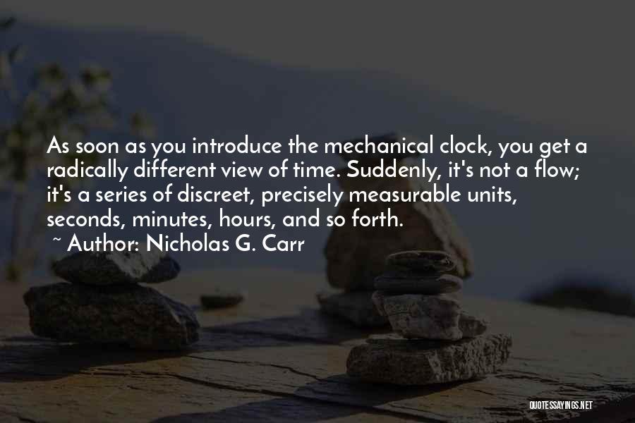 Nicholas G. Carr Quotes 1463434