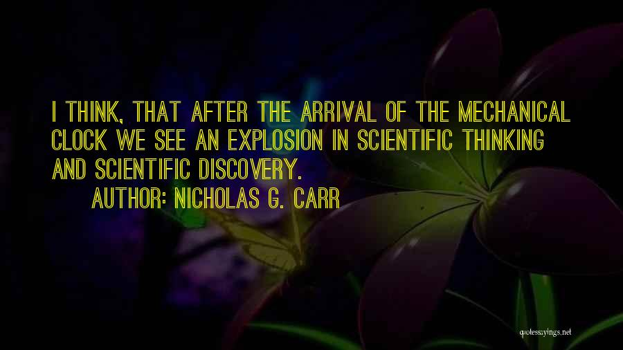 Nicholas G. Carr Quotes 2032621