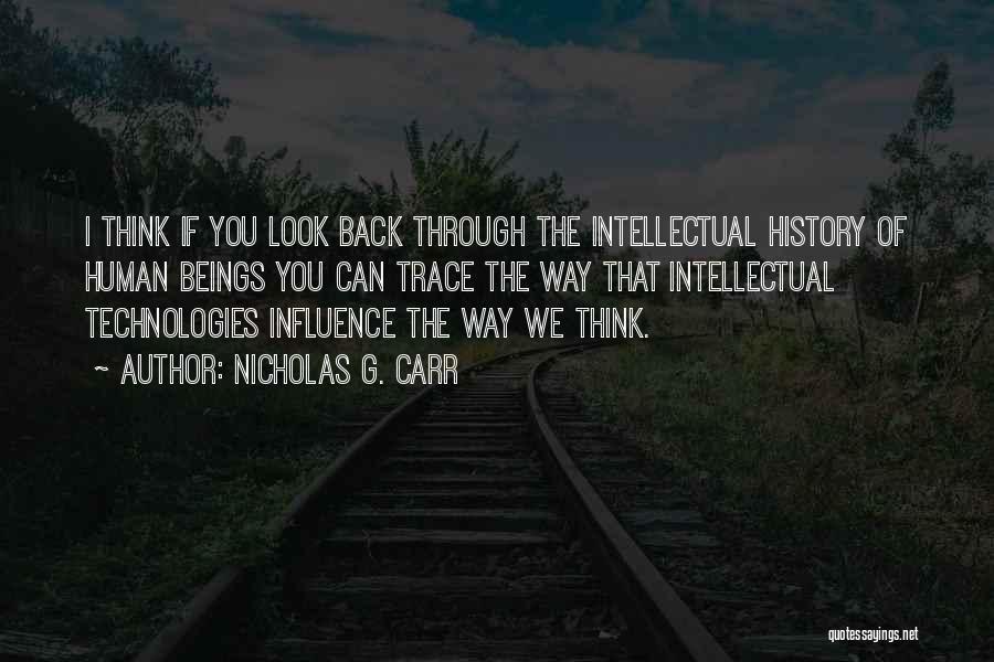 Nicholas G. Carr Quotes 2067560