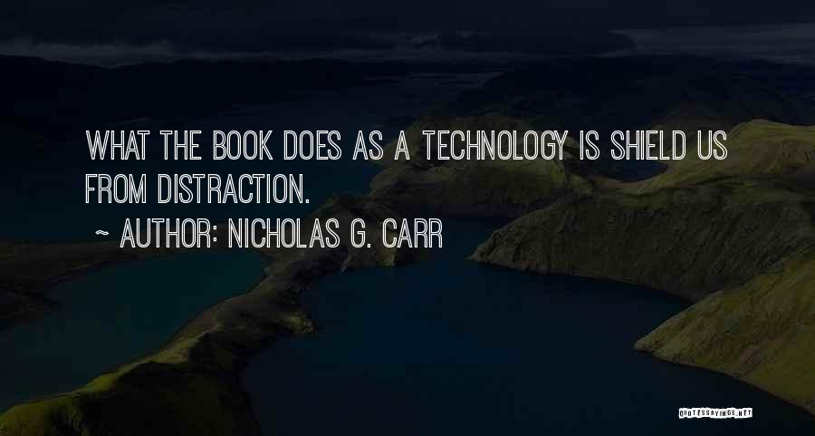 Nicholas G. Carr Quotes 387898