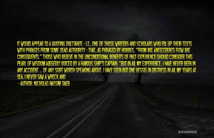 Nicholas Nassim Taleb Quotes 1006974