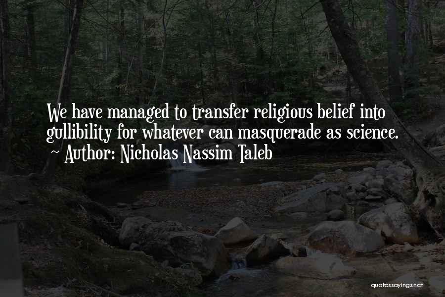 Nicholas Nassim Taleb Quotes 1209295