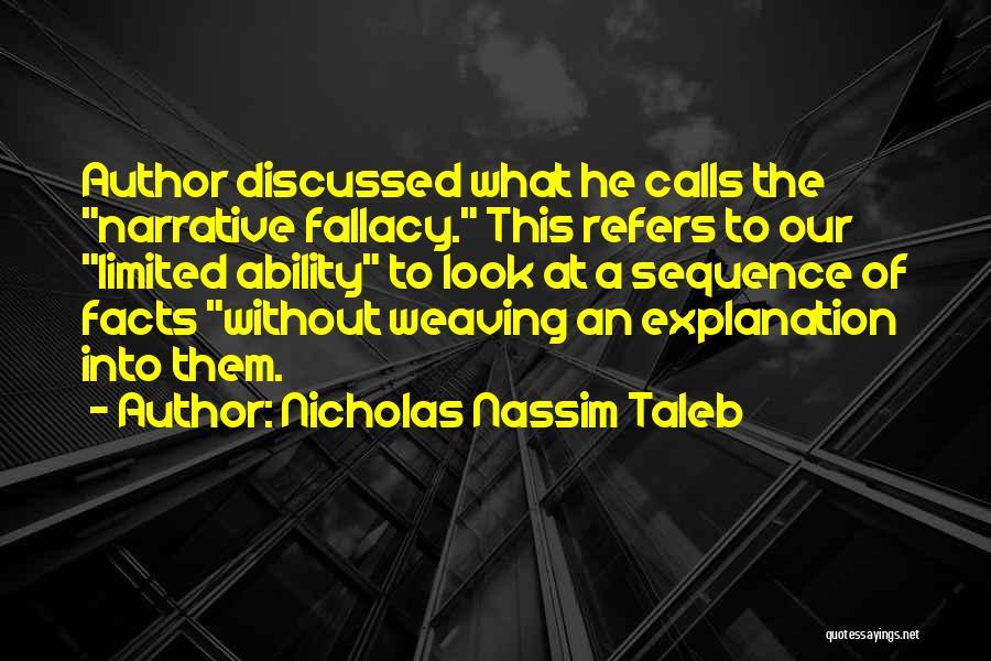 Nicholas Nassim Taleb Quotes 126400