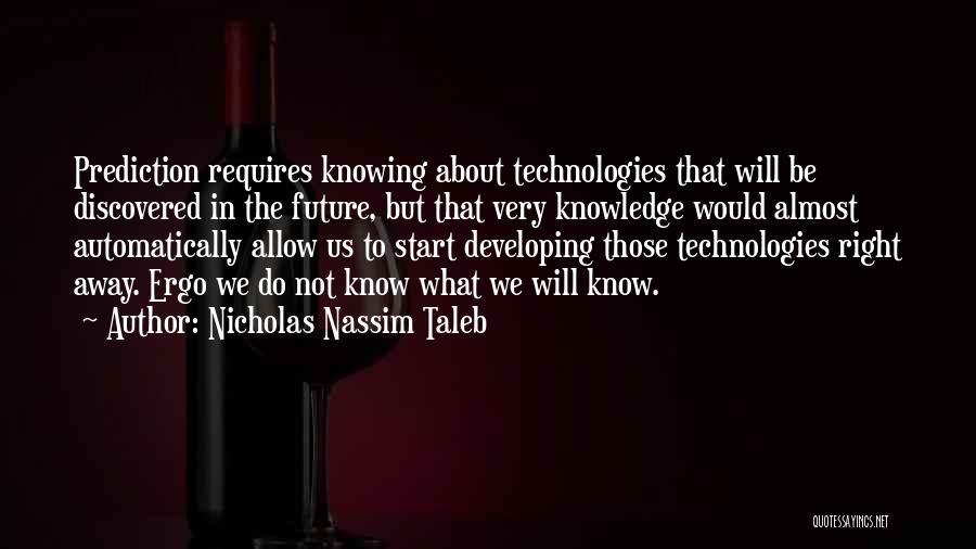 Nicholas Nassim Taleb Quotes 1351953