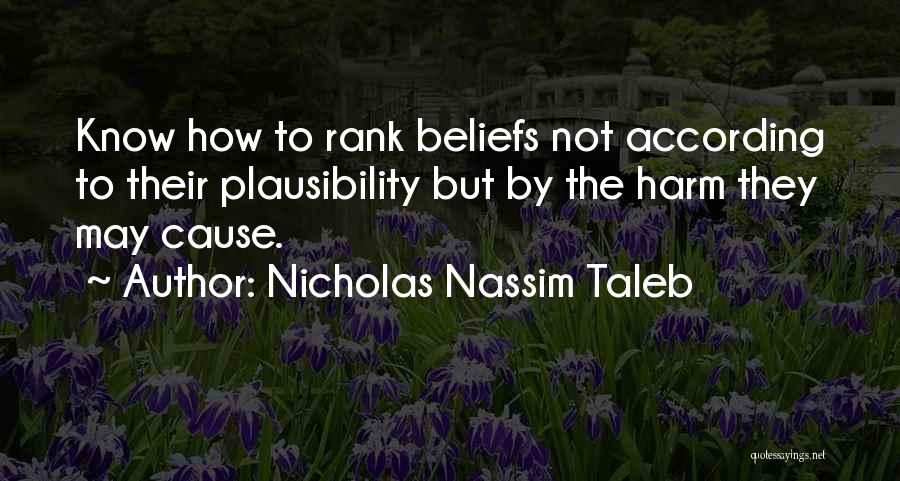 Nicholas Nassim Taleb Quotes 2011391