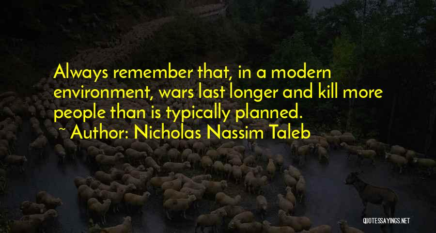 Nicholas Nassim Taleb Quotes 2259838