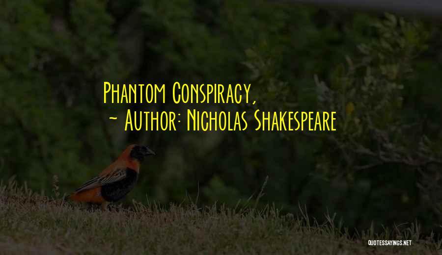 Nicholas Shakespeare Quotes 1476197