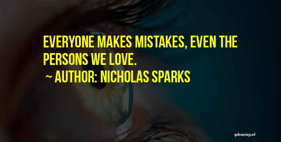 Nicholas Sparks The Last Song Love Quotes By Nicholas Sparks