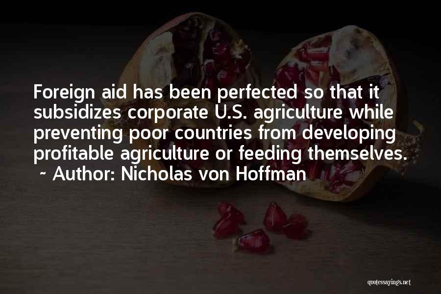 Nicholas Von Hoffman Quotes 1021648
